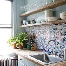 Kitchen Design Concepts Handmade Cement Tiles Kitchen Design Concepts