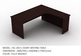 study table l office l shape writing table 1800 70 end 4 12 2019 3 15 pm