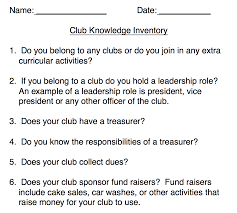 Treasurer Job Description Sample How Your Club Treasurer Uses Addition And Subtraction Perkins
