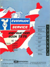 1976 evinrude 40hp outboards service manual pdf propeller piston