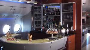 Emirates Airbus A380 Interior Business Class On Board Emirates Airbus A380 In Flight Youtube