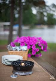 the secret to effortless outdoor entertaining in my own style