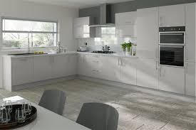 S Hottest Kitchen Trends Kitchen Door Workshop - White gloss kitchen cabinets