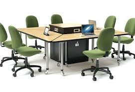 Small Meeting Table Conference Room Table Power Module Small Conference Room Table And