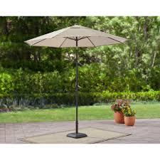 Patio Umbrella Stand Walmart by Mainstays Forest Hills 8 U0027 Umbrella Walmart Com