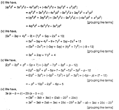 ncert exemplar problems class 8 mathematics algebraic expressions