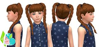 childs hairstyles sims 4 simlaughlove