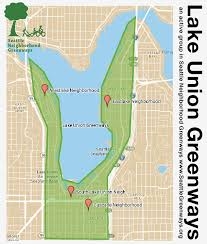 seattle map eastlake lake union greenways seattle neighborhood greenways