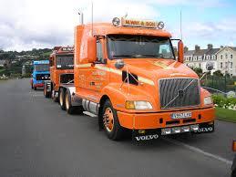 volvo trucks sweden file m way u0026 son volvo nh12