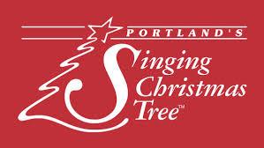 portland singing christmas tree nov 24 2017 keller auditorium