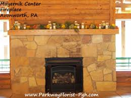 mayernik center fireplace parkway florist pittsburgh blog