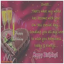 greeting cards lovely happy birthday greetings card free download
