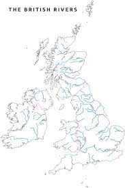 Saudi Arabia Blank Map by Outline Map Of Uk With Rivers Mapping The World By Heart Pinterest