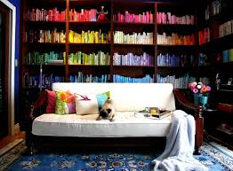 design home library decor and style