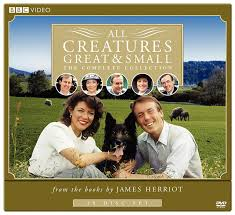 amazon com all creatures great and small the complete collection