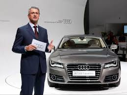 audi ceo audi ceo rupert stadler to renewed investigations by vw
