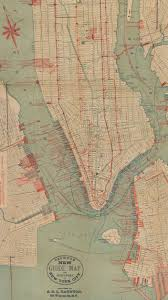 Old Nyc Subway Map by Fascinating Old Maps Of Both Real And Ridiculous Nyc Transit