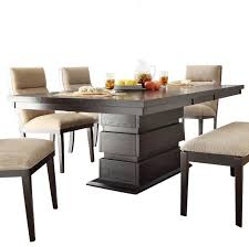Espresso Kitchen Table by Homelegance Tanager Extension Dining Table In Dark Espresso