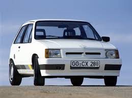 opel irmscher mad 4 wheels 1985 opel corsa a sprint c by irmscher best