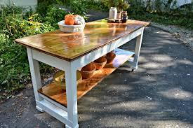 Kitchen Work Islands Kitchen Island Work Table Home Decoration Ideas