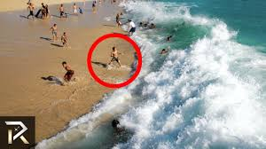 100 Prettiest Places In The World The 10 Most Beautiful by The Most Dangerous Beaches In The World Youtube