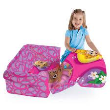 Sesame Street Flip Open Sofa by Sofa Baq Amazing Flip Open Kids Sofas Amazon Com Marshmallow