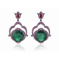 colombian emeralds in luxury gemstone jewellery the jewellery editor