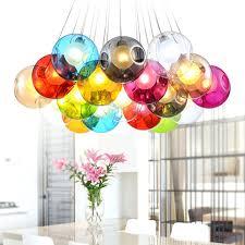 multi colored hanging lights multi color pendant light ed s ing multi colored hanging ls