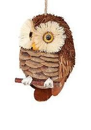 pinecone owl ornament ornaments pinecone