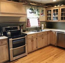 how to freshen up stained kitchen cabinets how to refinish wood cabinets with gel stain