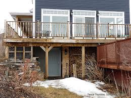 wrap around deck plans how to build covered gallery or veranda storage ideas a deck