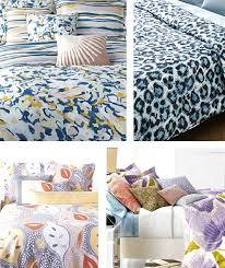 Diane Von Furstenberg Duvet Cover Just In Dvf Studio Bedding And Bath Debuts Stylecarrot