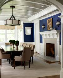 navy blue dining dining room beach style with navy blue dining