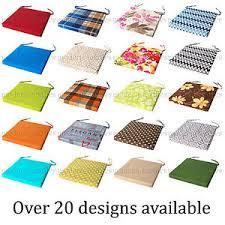 Waterproof Chair Pads Garden U0026 Patio Furniture Cushions Ebay