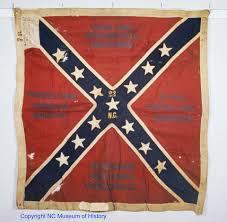 North Carolina Flag History 22nd Nc Battle Flag American Civil War Forums