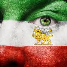 National Flag Iran Iran Flag Art Fine Art America
