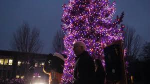 boise state tree lighting 2017