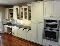 Tips For Contemporary Kitchen Cabinets  Optimizing Home Decor Ideas - Contemporary white kitchen cabinets
