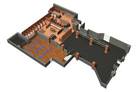 Floor Plan Renderings Commercial 3d Floor Plans Architectural 3d Rendering