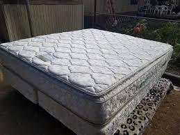 california king size denver mattress monarch supreme bed set