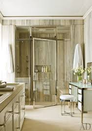 contemporary bathroom by pamplemousse design and ferguson