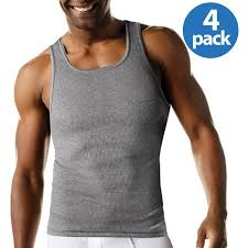 Hanes Our Most Comfortable Hanes Big Men U0027s Freshiq Comfortsoft Dyed Tagless Tanks 4 Pack