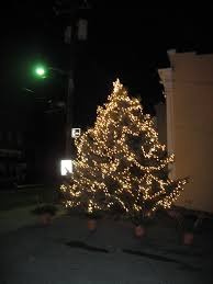town of buchananbuchanan christmas tree lighting ceremony