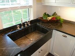 white kitchen cabinet design ideas bath shower cool soapstone countertops pros and cons design for