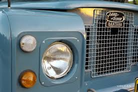 classic land rover grover