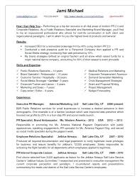 corporate resume format corporate relations manager resume tomoney info