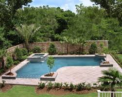 House Plans With Indoor Pools Small Swimming Pool Size Fancy Ornate Inground Plans Waterfalls