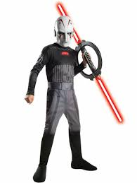 star wars kids halloween costumes wars the inquisitor costume