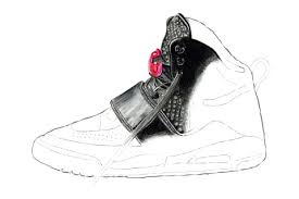 kanye west sneakers the complete illustrated history highsnobiety