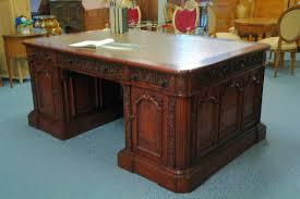 Antiker Schreibtisch Repräsentativer Präsidenten Schreibtisch Im Antiken Stil Amazon